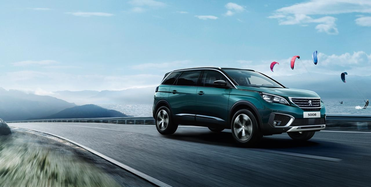 family-suv peugeot 5008 – aktuelle angebote