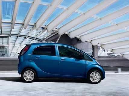 Elektroauto PEUGEOT iOn Neuwagen-Angebot mit Umweltpraemie