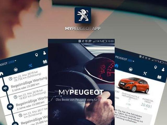 MyPeugeotApp