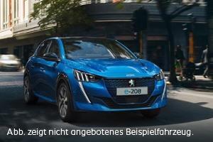 Neuer PEUGEOT e-208 ideales Elektroauto – Neuwagen Angebot entdecken