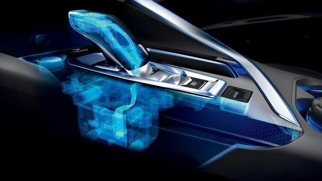 PEUGEOT-5008-Technologie-EAT8-Automatikgetriebe