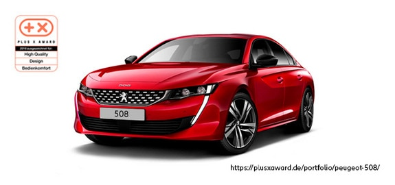 Neuer-PEUGEOT-508-Plus-X-Award
