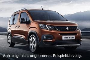 PEUGEOT RIFTER Outdoor Van – Neuwagen Angebot entdecken