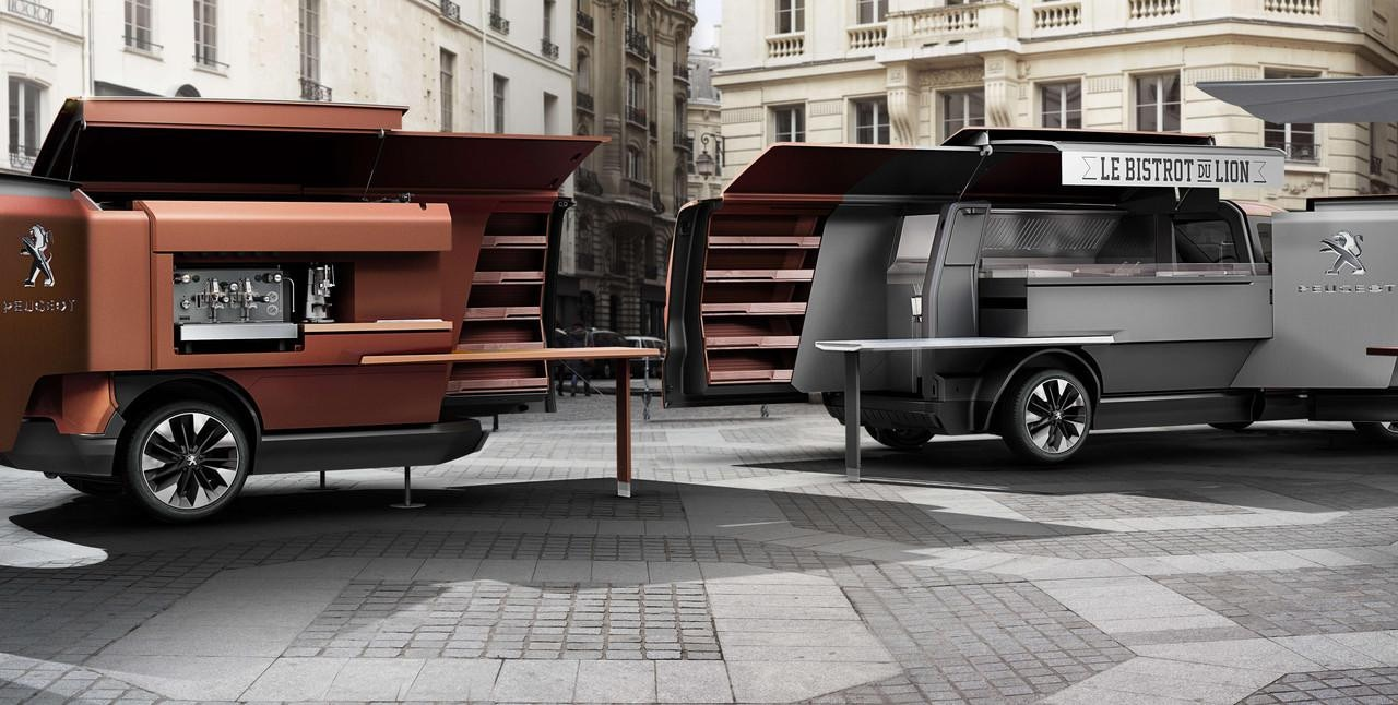 Concept-Car-PEUGEOT-Foodtruck