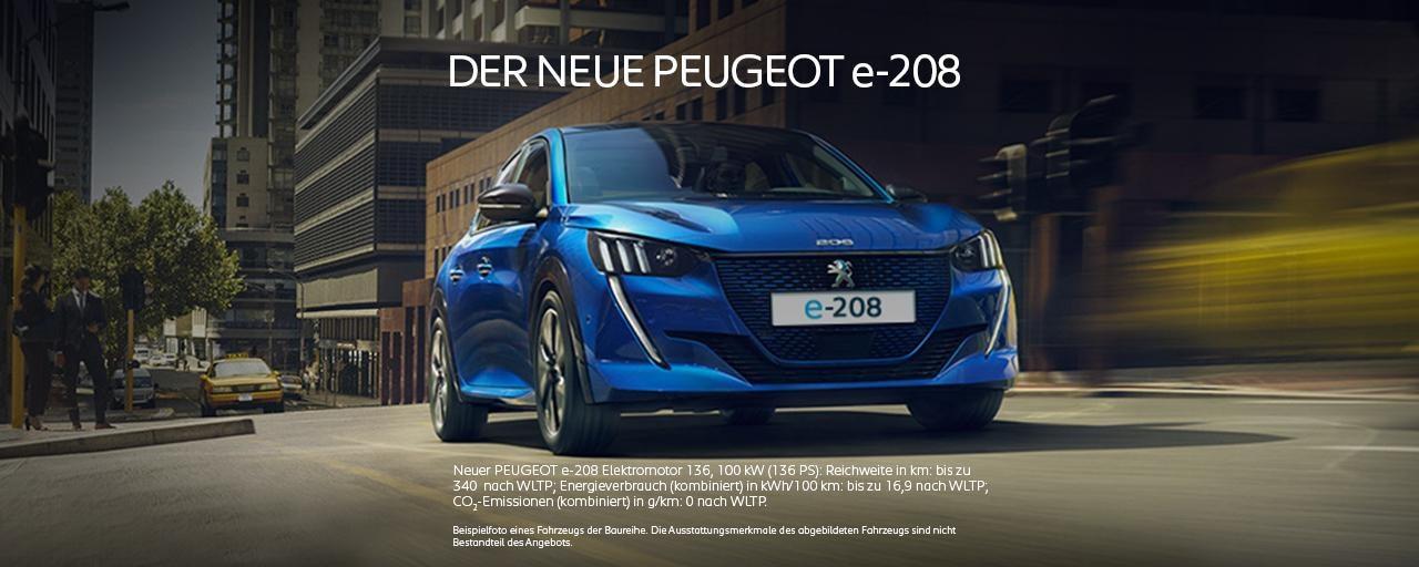 Neues-Elektroauto-PEUGEOT-e208-entdecken