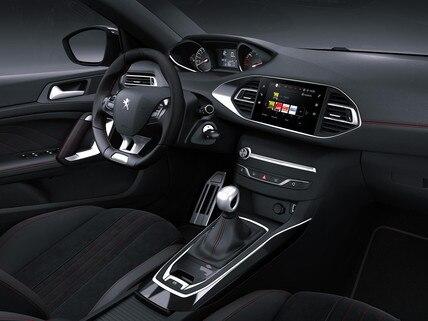 Peugeot 308 Sw Fahrerlebnis Peugeot I Cockpit