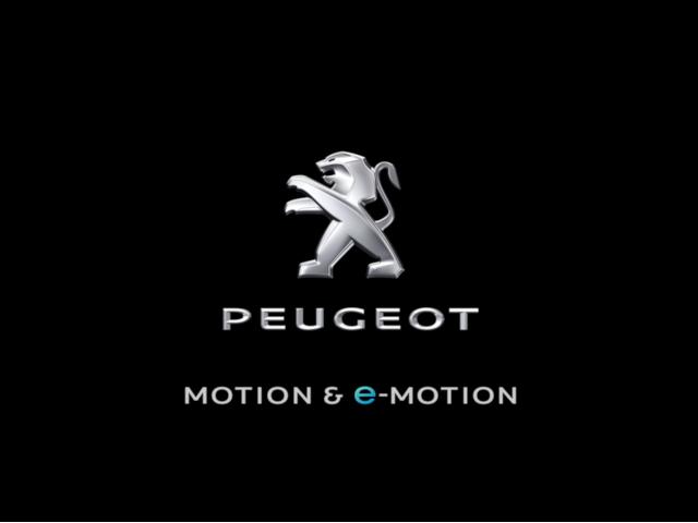 PEUGEOT-Markenclaim