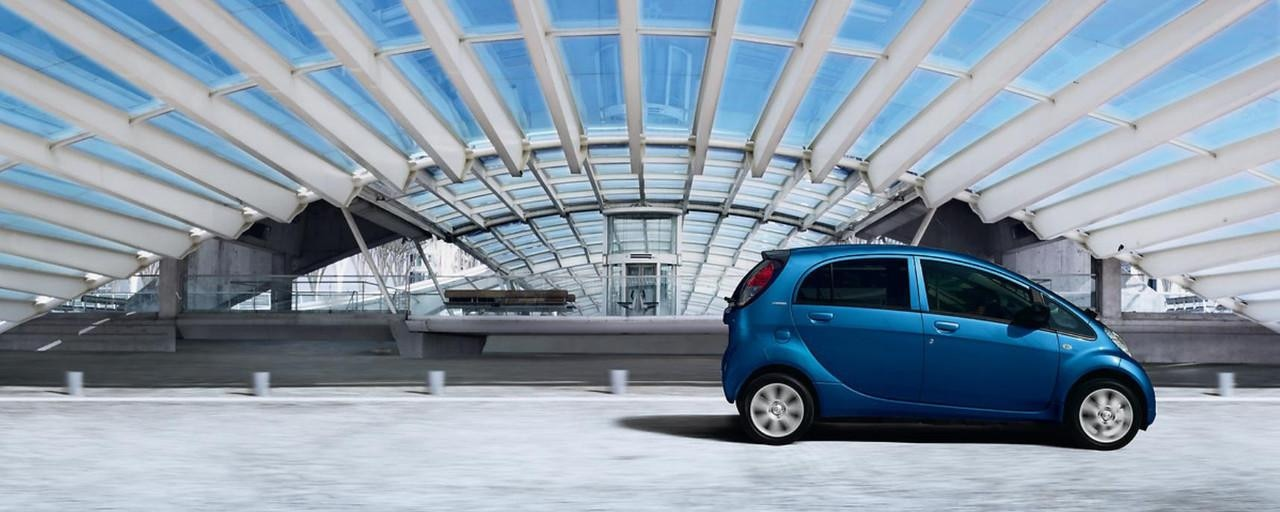 PEUGEOT iOn umwelteffizientes Elektroauto
