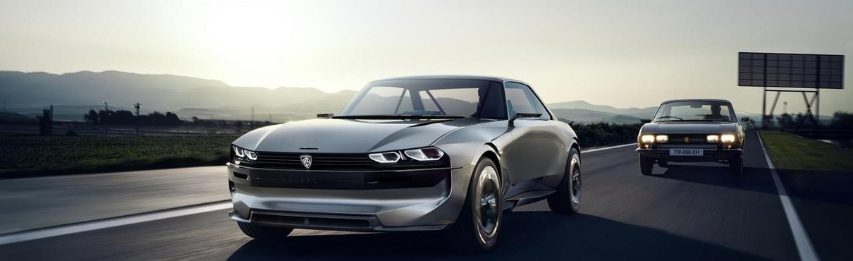 PEUGEOT-Concept-Car-e-Legend-Aussendesign-PEUGEOT-504-Coupe