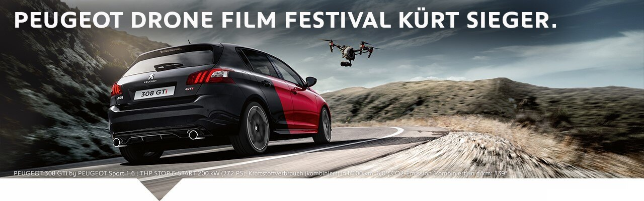 PEUGEOT-Drone-Fiml-Festival-kurt-Sieger