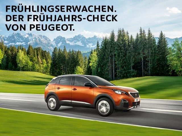 Peugeot Frühjahrs-Check