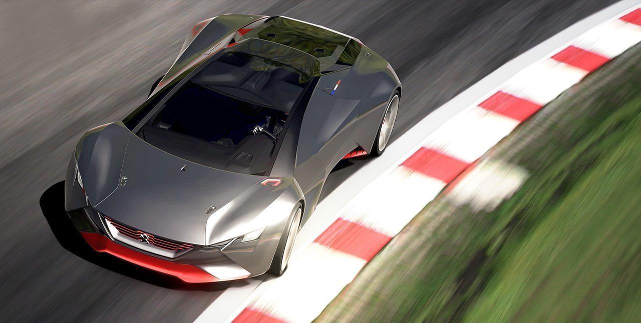 Concept-Car-Vision-GT-von-PEUGEOT