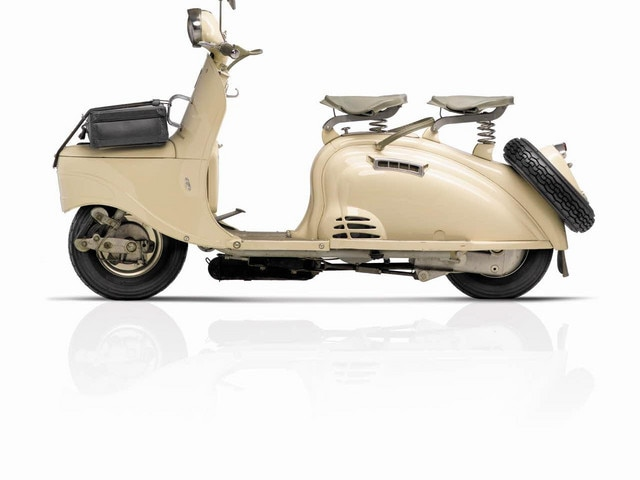 PEUGEOT C38 Scooter