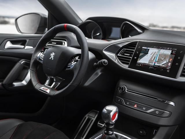 PEUGEOT 308 GTi i-Cockpit Komfort