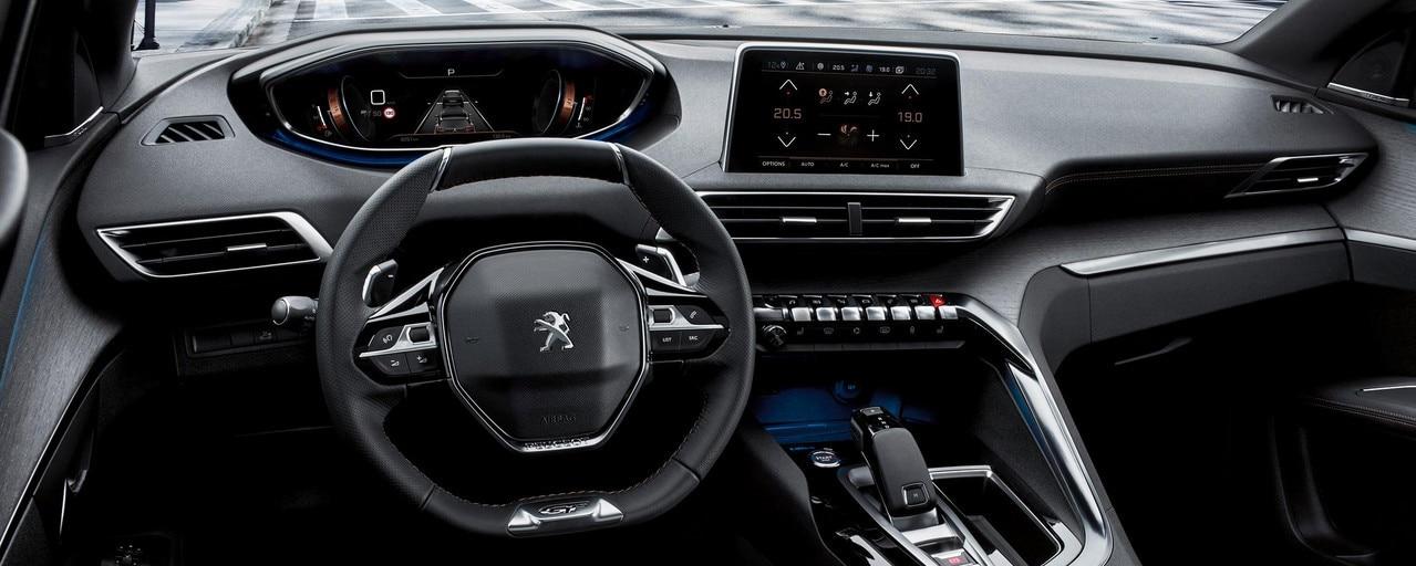 FAMILY SUV 5008 Peugeot i-Cockpit®