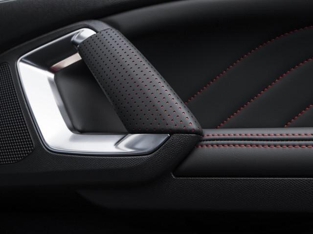 PEUGEOT 308 GTi Innenausstattung sportliches Design
