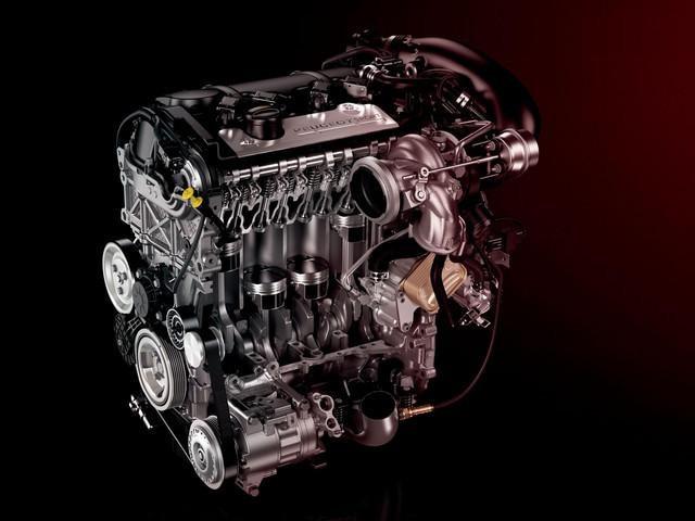 PEUGEOT 308 GTi THP-Motor Stop & Start