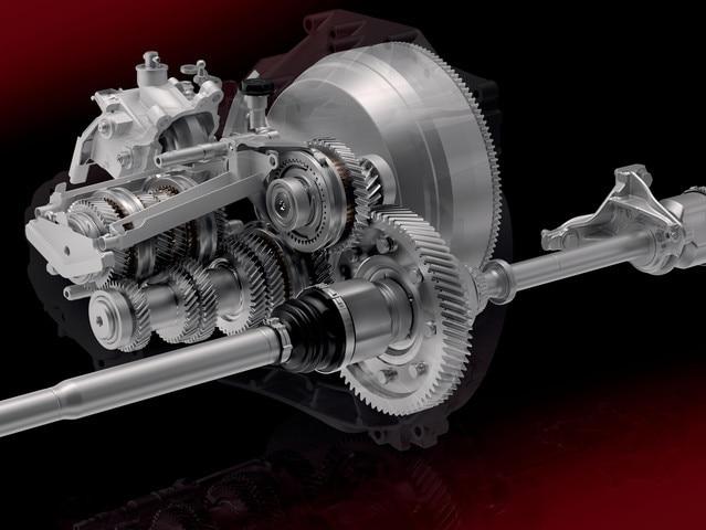 PEUGEOT 308 GTi Torsen-Differenzial