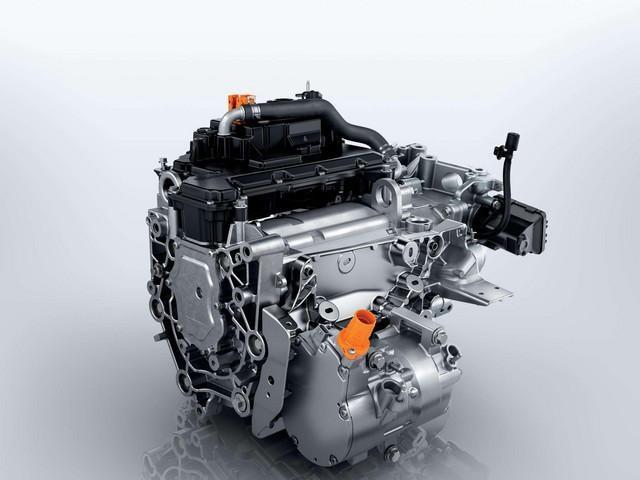 Kleinbus PEUGEOT e-Expert Kombi - Elektromotor