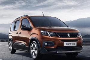 PEUGEOT RIFTER Outdoor-Van Neuwagen Angebote