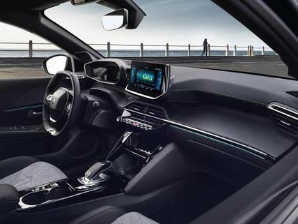 NEUER PEUGEOT208 MIT ELEKTROANTRIEB – Neues PEUGEOT 3D i-Cockpit®
