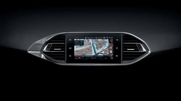 PEUGEOT 308 Technologie Navigation