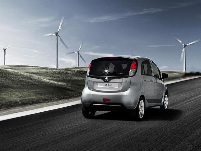 Elektroauto-PEUGEOT-iOn-Aussendesign
